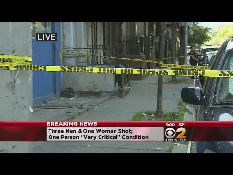 4 Shot In East Harlem
