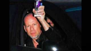 Watch Bruce Willis Down In Hollywood video