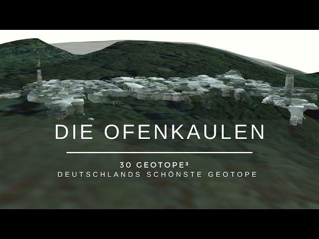 Die Ofenkaulen - 30 Geotope³ - Deutschlands schönste Geotope