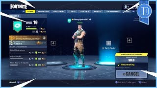 A Throwback To The Early Days Of Fortnite... (I WAS A BOT)