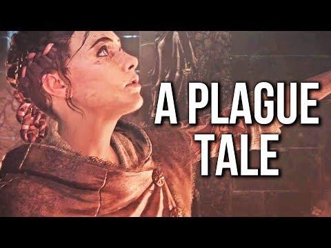A Plague Tale Innocence Trailer | E3 2017