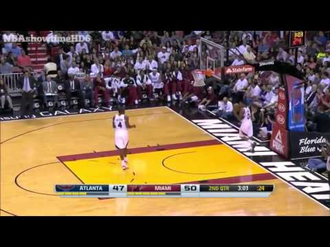 Atlanta Hawks vs Miami Heat   December 23  2013   Full Game Highlights    NBA 2013 2014 Season