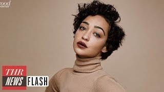 Exclusive! Ruth Negga Joins Brad Pitt in 'Ad Astra' | THR News Flash