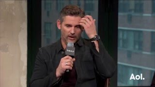 "Ricky Gervais and Eric Bana On ""Special Correspondents"" 