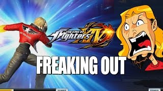 I'M FREAKING OUT HERE - Week Of! Rock Howard: King Of Fighters 14
