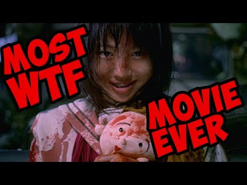 BATTLE ROYALE - Not To Be Confused With The Hunger Games // F*cked Up Film Club | Snarled