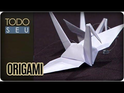 Os Segredos Do Origami - Todo Seu (28/07/17)