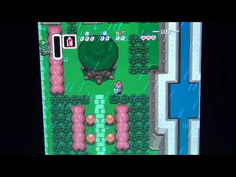 Avery and I beat A Link to the Past in 10 Minutes?!
