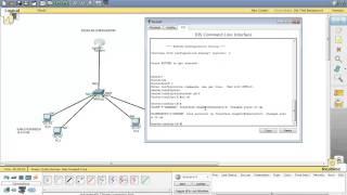 Configuration de routage Inter vlan شرح مبسط