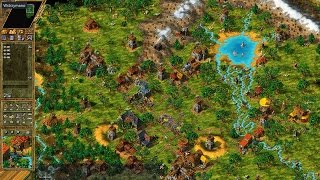The Settlers IV PL opening & gameplay