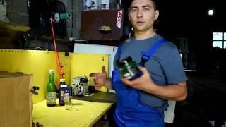 видео Смазки, жидкие ключи