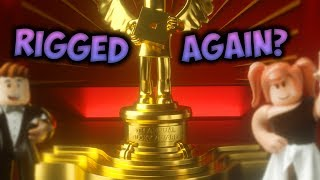 ROBLOX's 6th Annual Bloxy Awards...