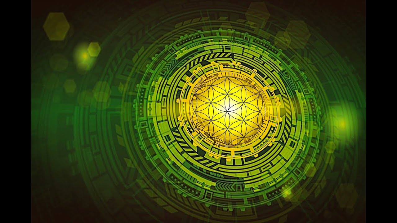 The Ancient Flower of Life Cure For Your Pineal -- 3 Simple Steps: THIS IS POWERFUL
