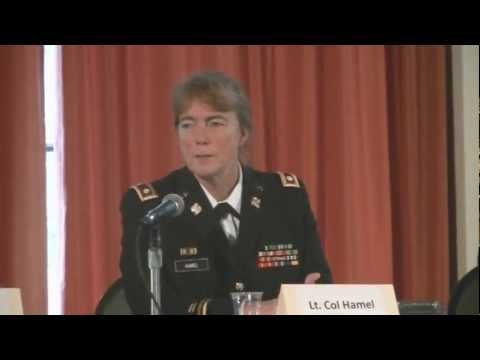 Women at War: Women's Panel