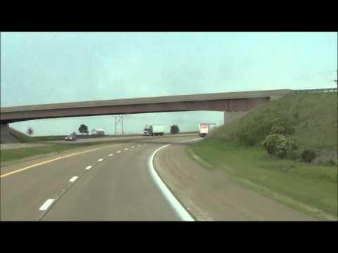 Illinois - Interstate 39 North - Mile Marker 20-30 (5/2/12)