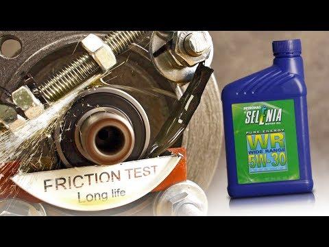 Petronas Selenia WR Pure Energy 5W30 Jak skutecznie olej chroni silnik?