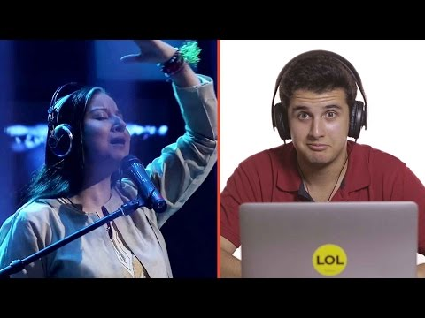 Americans Watch Coke Studio For The First Time