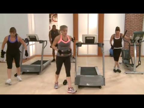 Kelly coffey meyer minutes to fitness home gym intervals