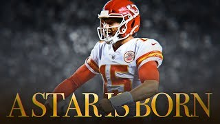 Patrick Mahomes: A Star is Born (Kansas City Chiefs Mini-Movie) ᴴᴰ thumbnail
