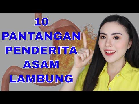 10 makanan yg wajib dihindari penderita asam lambung (maag, gerd, gastritis sembuh)