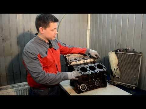 Схема системы охлаждения рено сафран