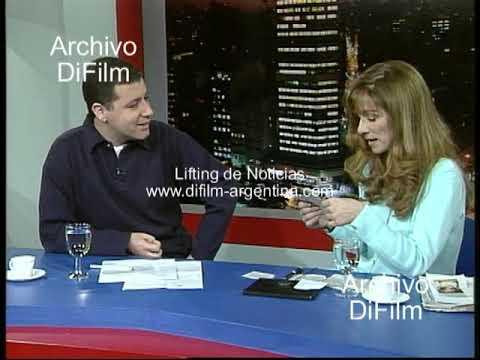 """DiFilm - Programa """"Lifting de Noticias"""" (26/9/1997)"""