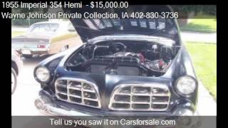 1955 Imperial 354 Hemi  for sale in Shenandoah, IA 51601 at