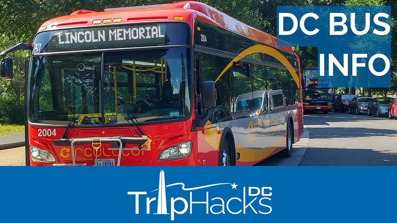 Washington Dc Tour Bus >> Hop On Hop Off Tours Vs Public Buses In Washington Dc Youtube