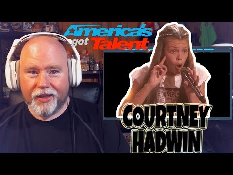 Pharaoh Reacts: AGT Courtney Hadwin Born To Be Wild!! This G