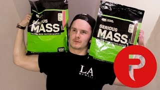 SERIOUS MASS FULL REVIEW | SUPER POWERED CARBS FOR GAINS