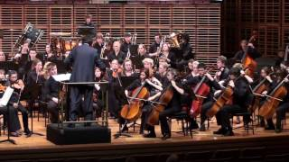 Smetana - Ma Vlast - Mvt 5b - Tábor - My Fatherland - Second Queensland Youth Orchestra QYO2