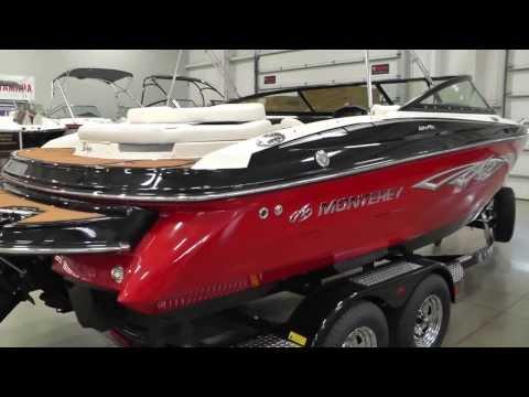 2014 Monterey 224FSX Boat For Sale @ Lodder's Marine