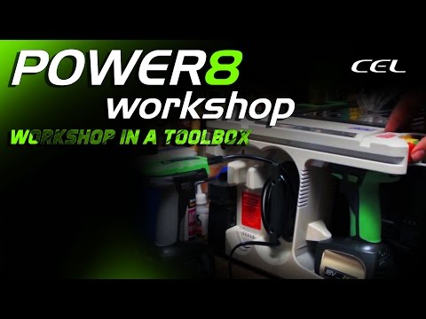 CEL Power 8 Workshop - HobbyKing Product Video