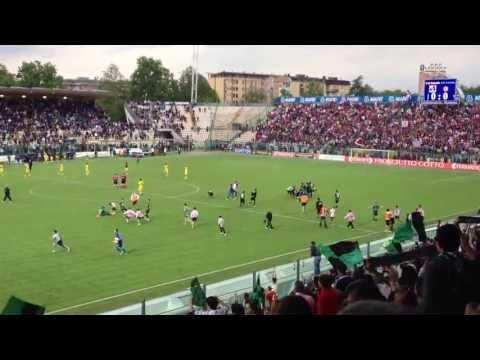 Sassuolo-Livorno: Gol di Missiroli e Festa Sassuolo Calcio