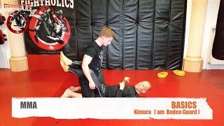 MMA BASIC KIMURA BODEN GUARD