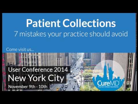 Patient Collections   7 mistakes your practice should avoid