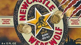 "Beer Review : Newcastle ""Werewolf""  (4.5% ABV)"