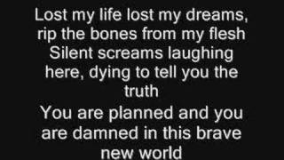 Iron maiden brave new world lyrics