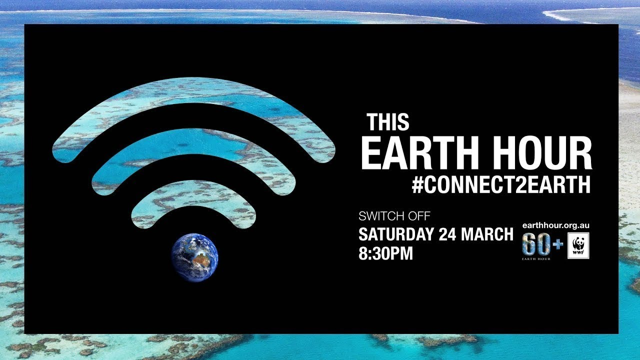 #Connect2Earth This Earth Hour - YouTube