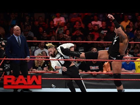 Thumbnail: Enzo Amore's mystery attacker is revealed: Raw, June 19, 2017