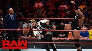 Enzo Amore learns who attacked him in recent weeks, and it's someon...