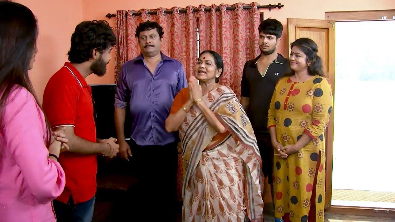 Thatteem Mutteem |  Beware of Meenakshi's family | Mazhavil Manorama