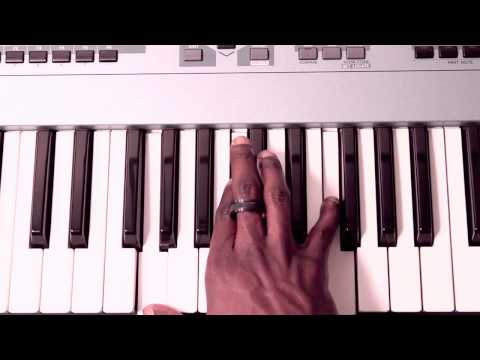 """How to Play """"So Beautiful"""" on Piano (taught by 8thHarmonic)"""