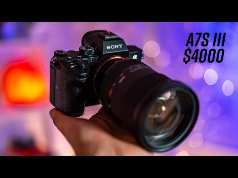 A7S3 vs R5 vs S1H vs X-T4 - Can Sony even Compete?