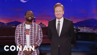 Conan Introduces Himself To The People Of Haiti  - CONAN on TBS thumbnail