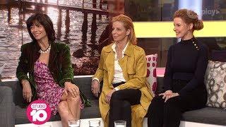 Stars Of Aussie Film 39Palm Beach39 Rachel Ward Heather Mitchell amp Jacqueline McKenzie  Studio 10