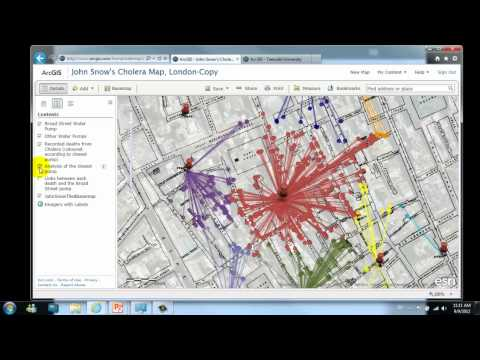 Geomapping exercise: part 1
