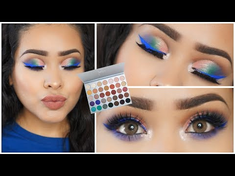 Morphe Brushes x Jaclyn Hill Palette | Talk through tutorial 2017