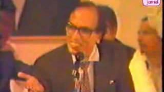Dr. Basheer Badr - yun hi be_sabab na phira karo