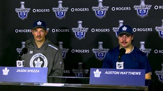Maple Leafs Post Game - August 7, 2020